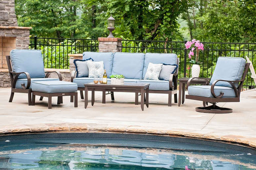 Key Largo Outdoor Sofa Set by Great Backyard Place