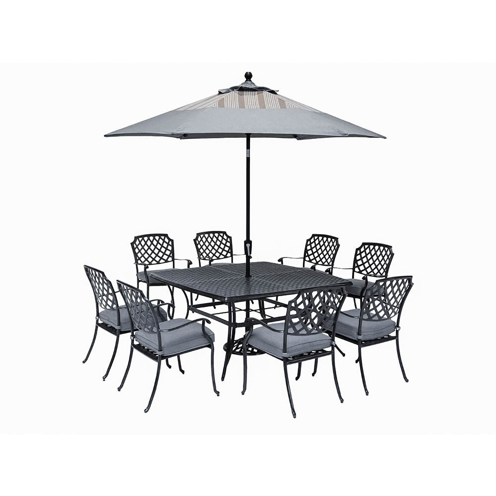 "Madison 60"" Outdoor Patio Dining Set by Agio"