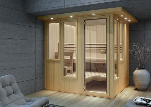Mystique Traditional Steam Sauna