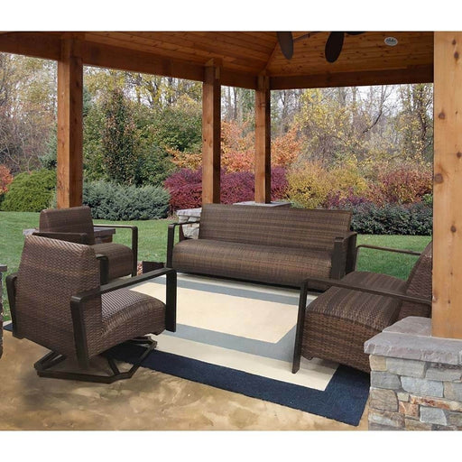 Eclipse Woven Patio Sofa Set by NCI North Cape International