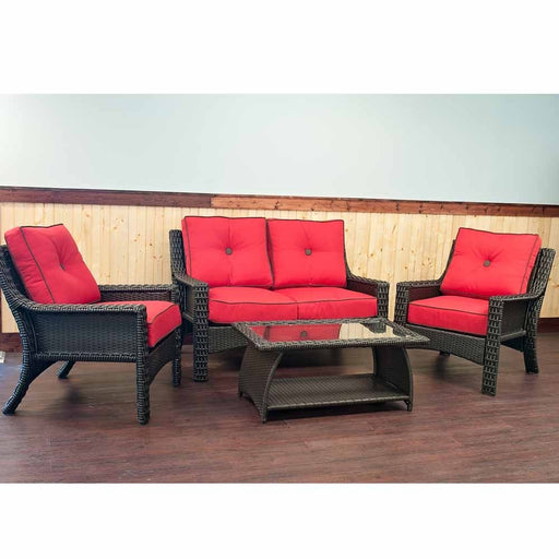 Hoover Outdoor Sofa Set