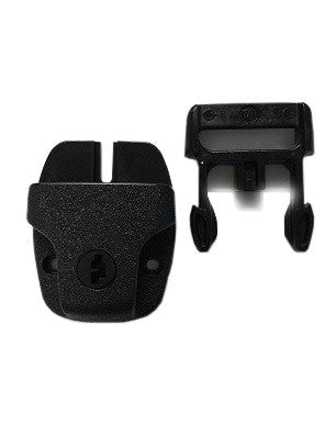 Hot Tub Cover Lock and Clip