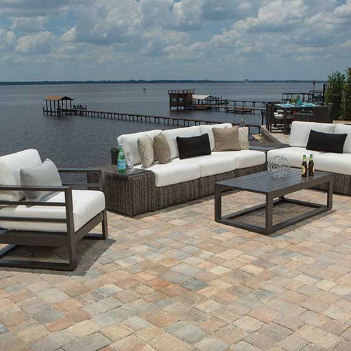 Orsay Outdoor Woven Sectional Set