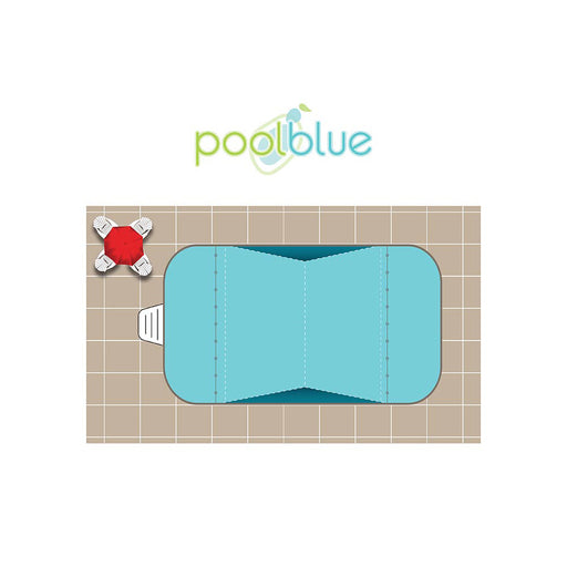 Rectangle 4R Classic Vinyl Pool