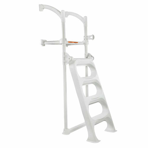 Biltmore Classic Above Ground Pool Ladder w/Catch