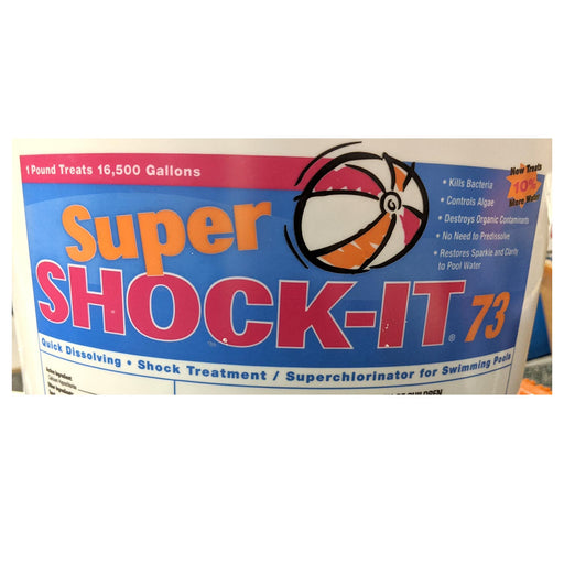 Super Shock It Cal Hypo - 1 Lb.