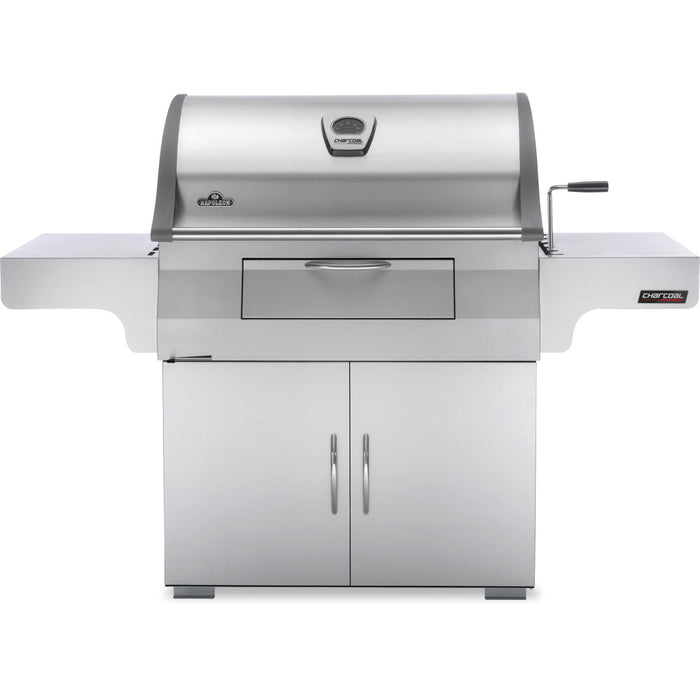 Charcoal Professional Stainless Steel Grill