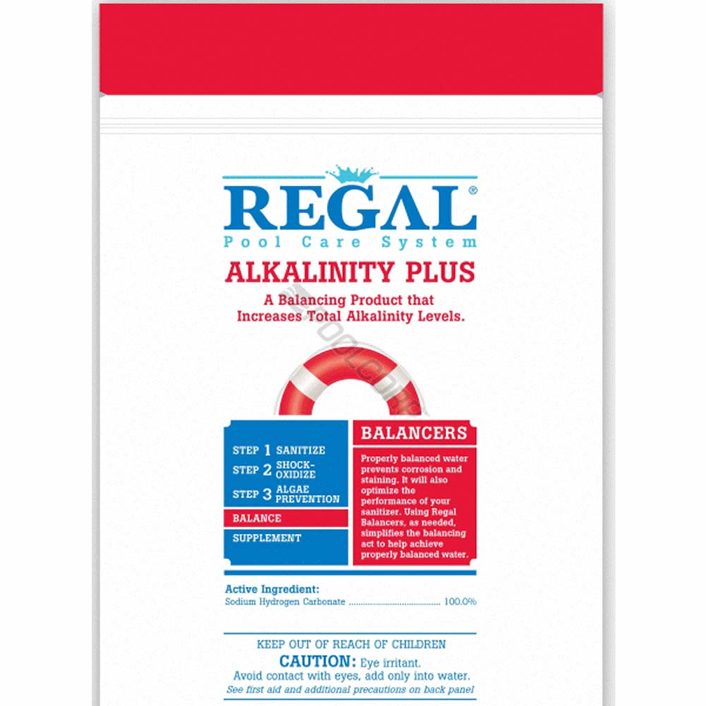 Regal  Alkalinity Plus - 5 Lbs.