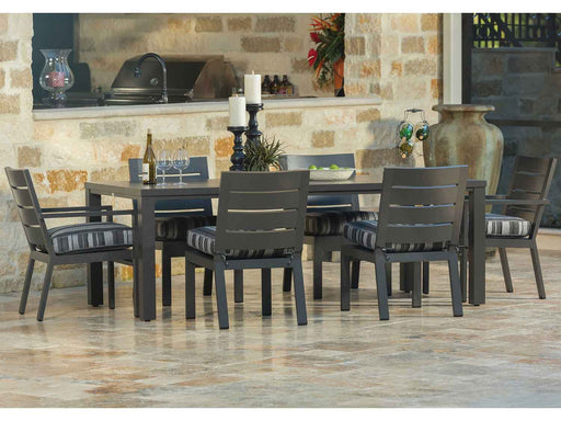 "Palermo 85"" Patio Dining Set by Ebel"