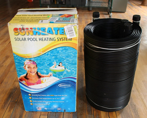 Smartpool S421P Sunheater Solar Pool Heater for Above Ground Pools