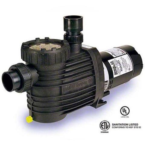 Inground 1 HP 2 Speed Pool Pump