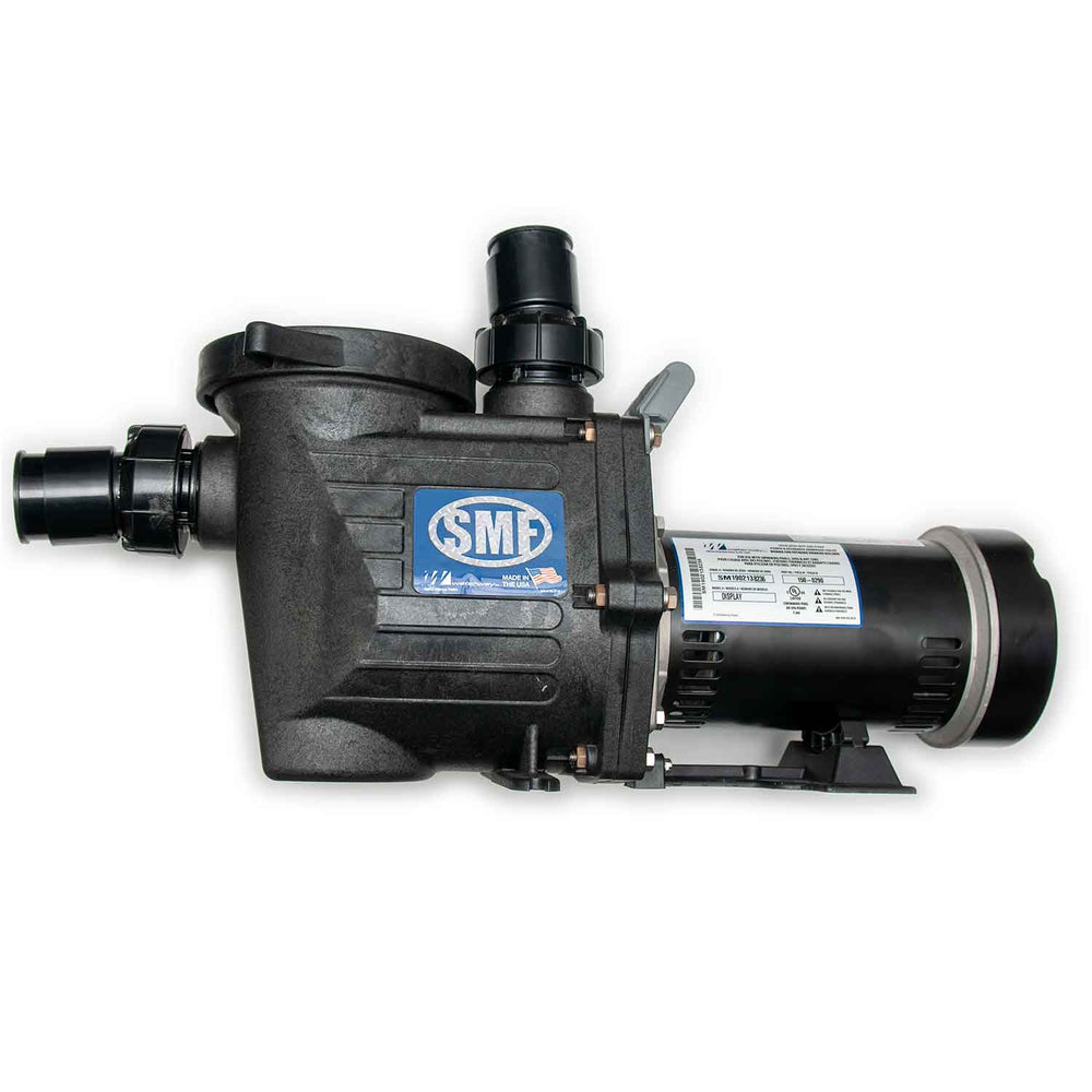 Inground 1 HP Pool Pump