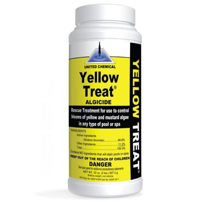 United Chemical Yellow Treat 2 Lbs.