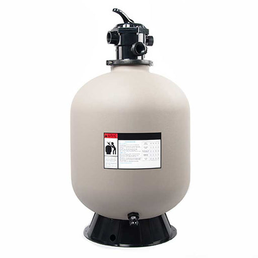 "19"" Above Ground Pool Sand Filter w/6 Way Valve"