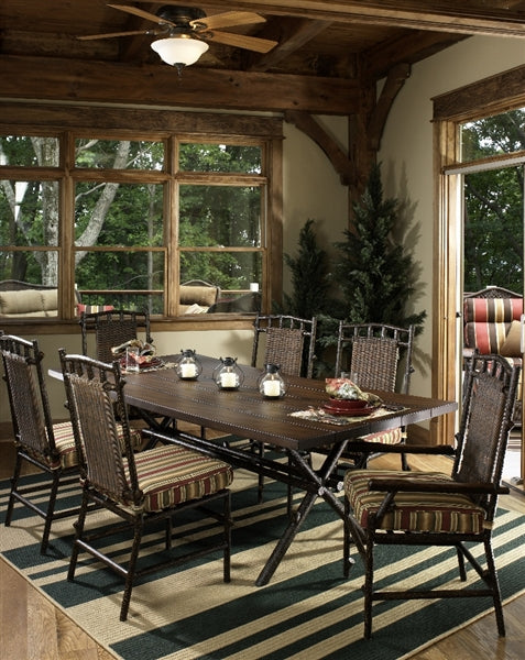 Chatham Run Patio Dining Set by Woodard