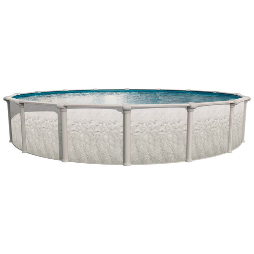 Heritage Round Above Ground Pool Kit (WorkFree)