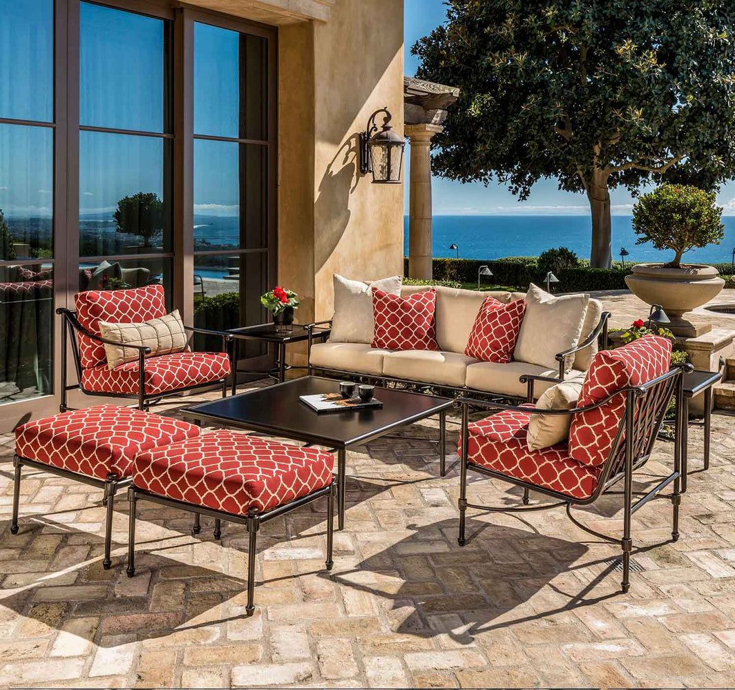 Morro Bay Outdoor Sofa Set by Gensun