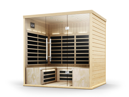 S840 CarbonFlex Infrared Sauna