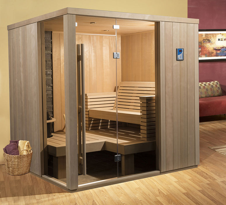 Seaside Traditional Steam Sauna