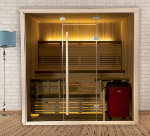 Serenity Traditional Steam Sauna