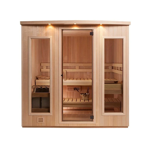 Sisu Traditional Steam Saunas