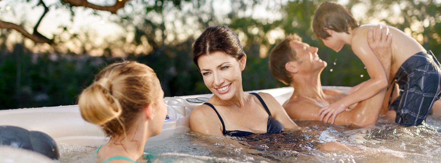 Artesian Elite Piper Glen Spa & Hot Tub Lifestyle