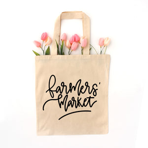 Farmers' Market Tote - Natural