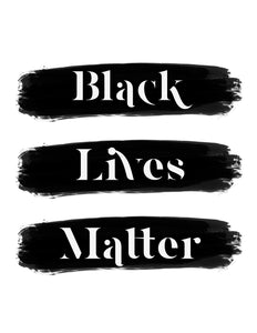 Black Lives Matter - 8.5x11 digital print