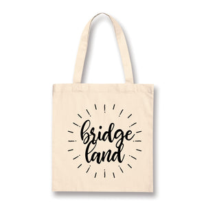 Calgary Neighbourhood Tote - Bridgeland