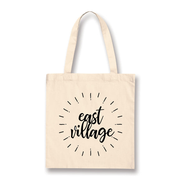 Calgary Neighbourhood Tote - East Village