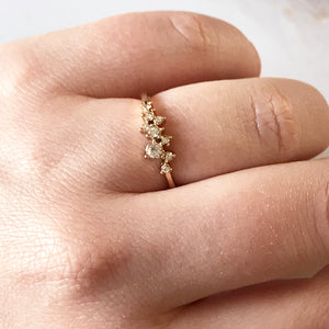 Star Cluster Ring//choose colour