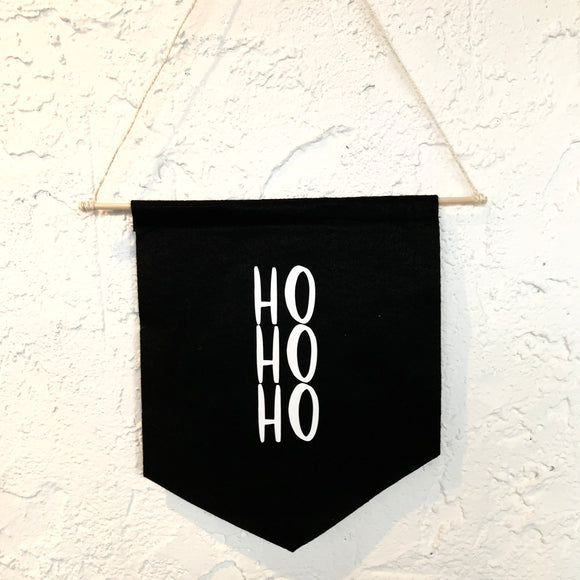 Holiday Banner - Ho Ho Ho