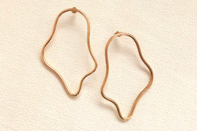 Miko Earrings - Gold