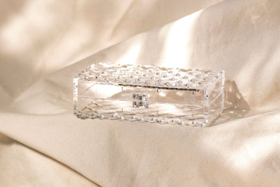 Gemma Clutch - Crystal