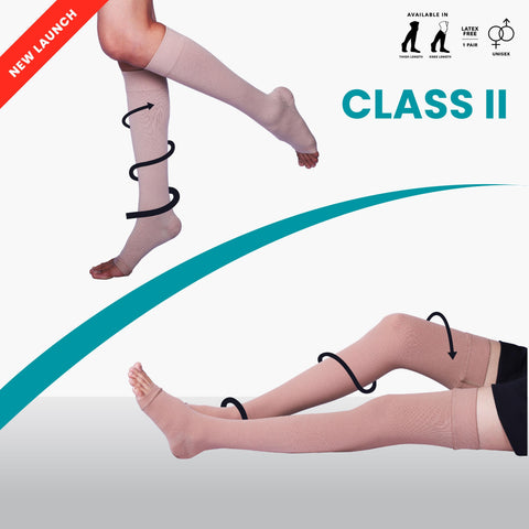 Sorgen Premiere Class II Compression Stockings