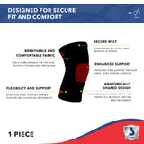 Sorgen Firm Knee Cap - Sorgen