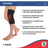 Sorgen Firm Knee Cap