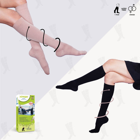 Sorgen Premium Travel Support Socks - Sorgen