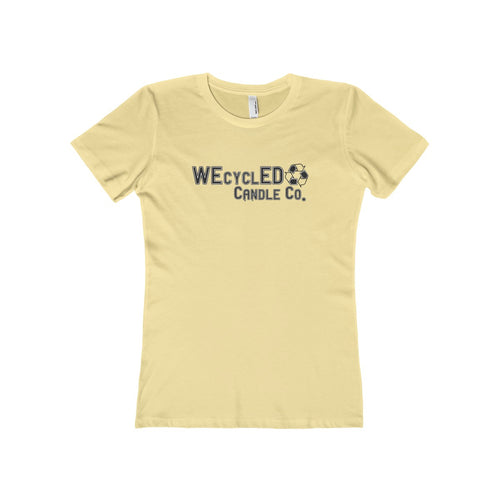 WEcyclED Co. Women's Tee