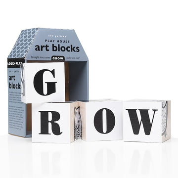 WEE GALLERY - ART BLOCKS - GROW
