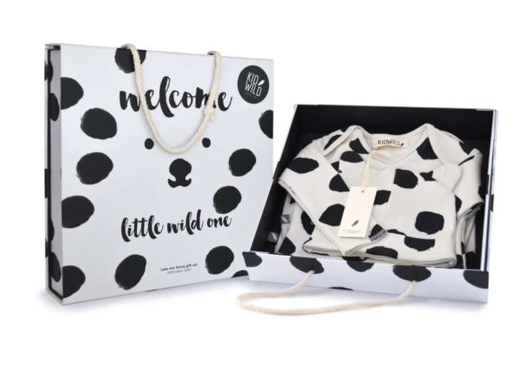 LITTLE WILD ONE GIFT SET