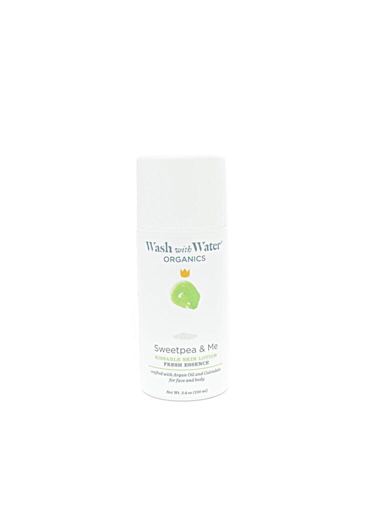 SWEETPEA & ME KISSABLE LOTION