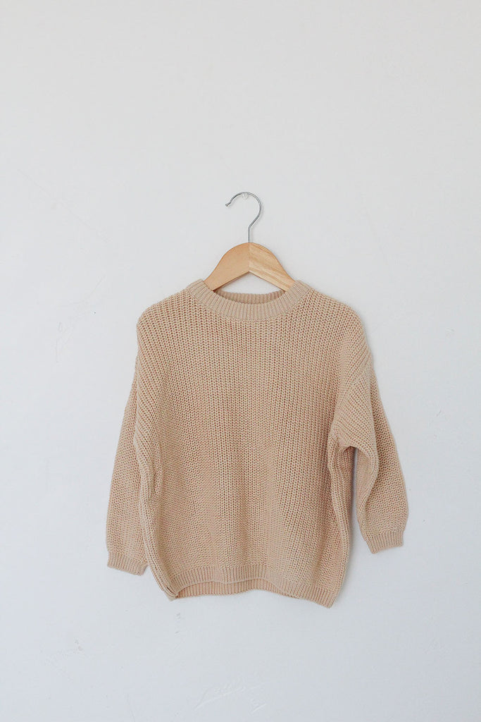Closet Staple Sweater - Ivory