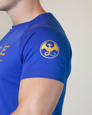 Royal Blue              Performance Shirt