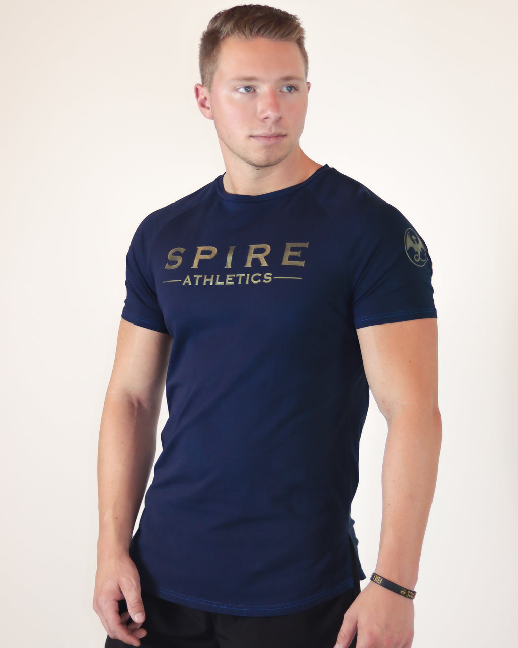 Midnight Navy Performance Shirt