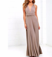 9398ded7106d1 Dress Women 2018 Long Summer Convertible Bohemian Dresses Casual Bandage  Evening Prom Club Party Infinity Multiway Maxi Dresses