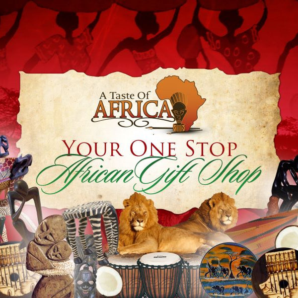 WELCOME TO A TASTE OF AFRICA BLOG