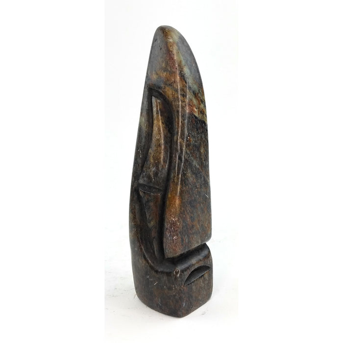 Watchful Spirit Sculpture Hand Carved In Zimbabwe