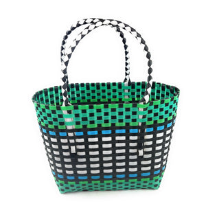 Large Woven Tote Bag