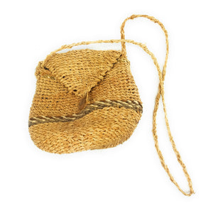 Natural Woven Sisal Bag